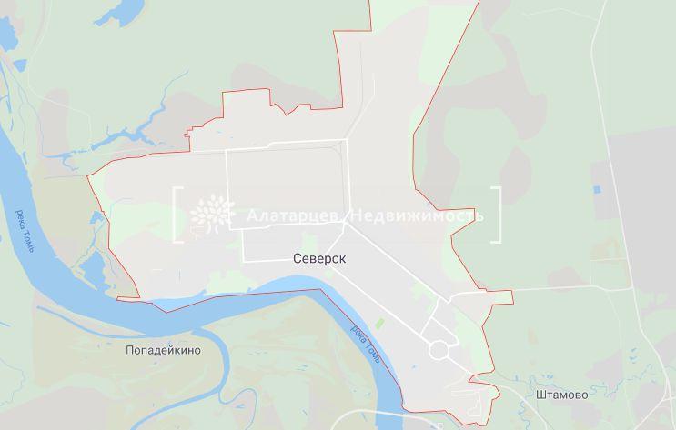 Квартира на продажу по адресу Россия, Томская область, Северск, Коммунистический пр-кт, 33