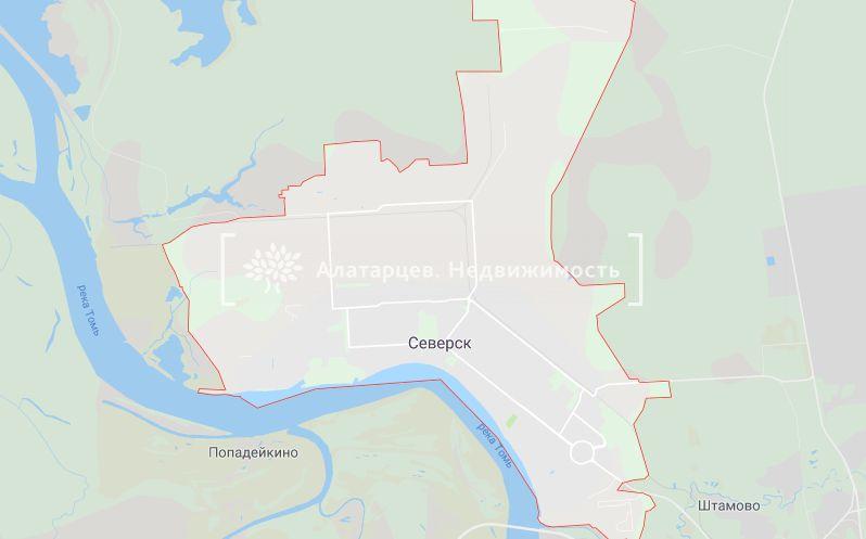 Квартира на продажу по адресу Россия, Томская область, Северск, Свердлова ул, 4