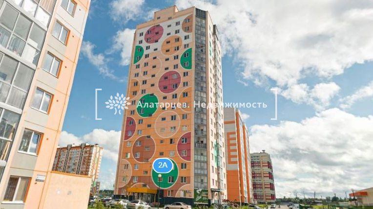 Квартира на продажу по адресу Россия, Томская область, Томский р-н, Зональная Станция, Королёва ул, 2А