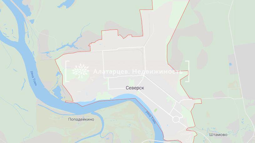 Квартира на продажу по адресу Россия, Томская область, Северск, Коммунистический пр-кт, 153