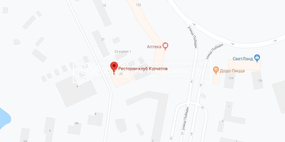 Квартира на продажу по адресу Россия, Томская область, Северск, Курчатова ул, 5