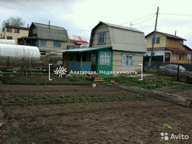 мичуринский участок в октябрьском районе г. томска с 2-этажным кирпичным домиком н...