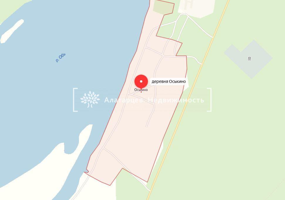 Дом на продажу по адресу Россия, Томская область, Шегарский р-н, Оськино, Центральная ул