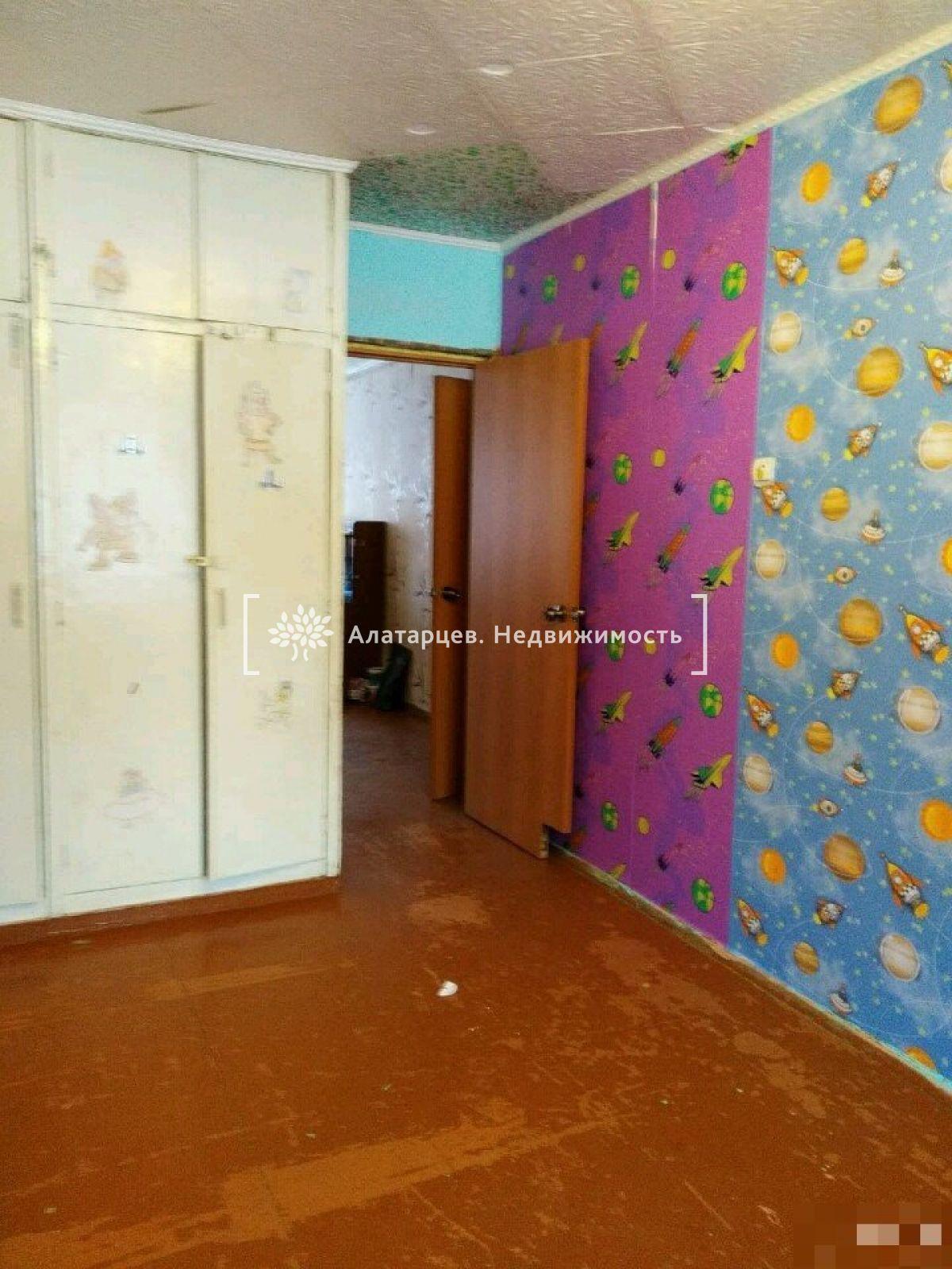 Квартира на продажу по адресу Россия, Томская область, Томский р-н, Молодёжный, Кедровая ул, 8