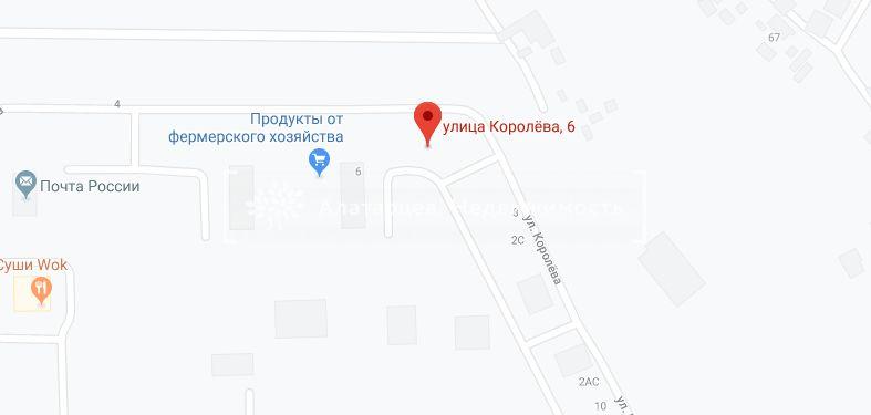 Квартира на продажу по адресу Россия, Томская область, Томский р-н, Зональная Станция, Королёва ул, 6