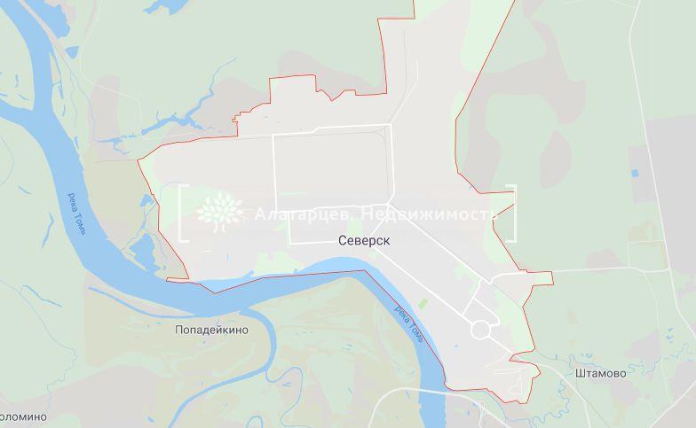 Квартира на продажу по адресу Россия, Томская область, Северск, Крупской ул, 31