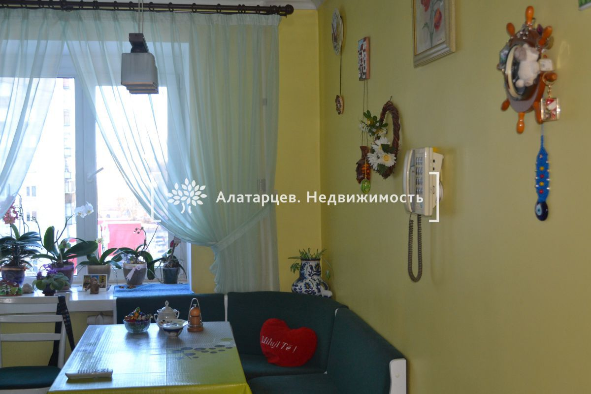 Квартира на продажу по адресу Россия, Томская область, Томск, Елизаровых ул, 39а