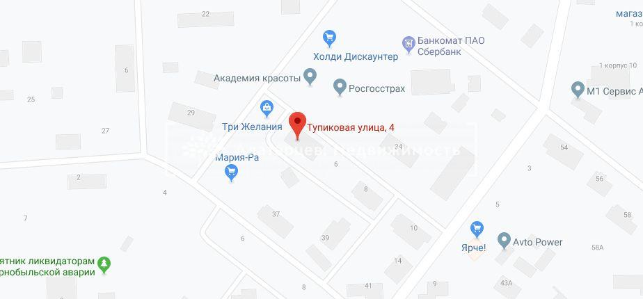 Квартира на продажу по адресу Россия, Томская область, Северск, Тупиковая ул, 4
