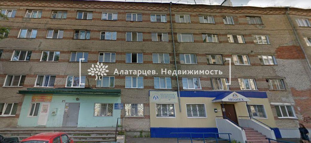 Квартира на продажу по адресу Россия, Томская область, Томск, Котовского ул, 6