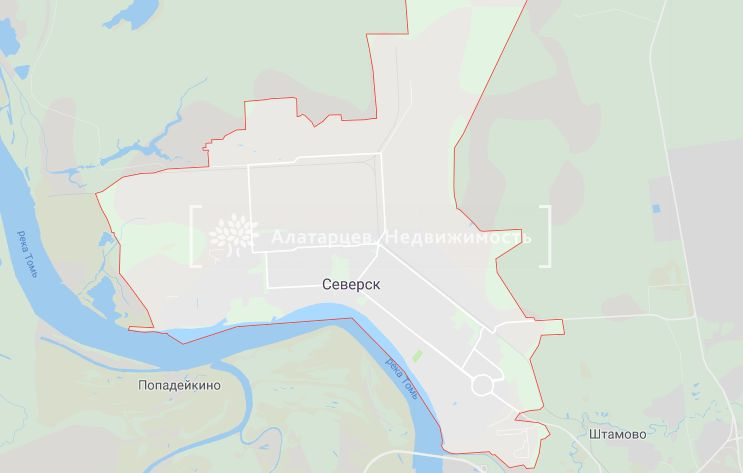 Квартира на продажу по адресу Россия, Томская область, Северск, Калинина ул, 92