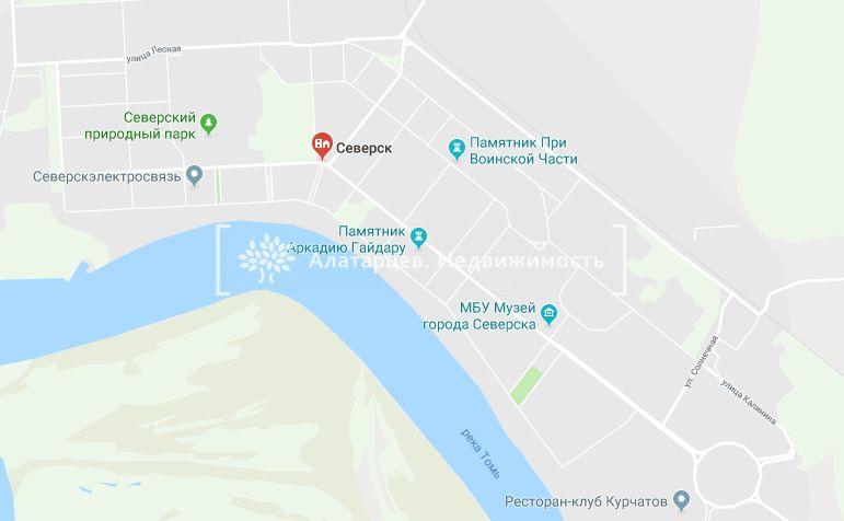 Квартира на продажу по адресу Россия, Томская область, Северск, Коммунистический пр-кт, 116