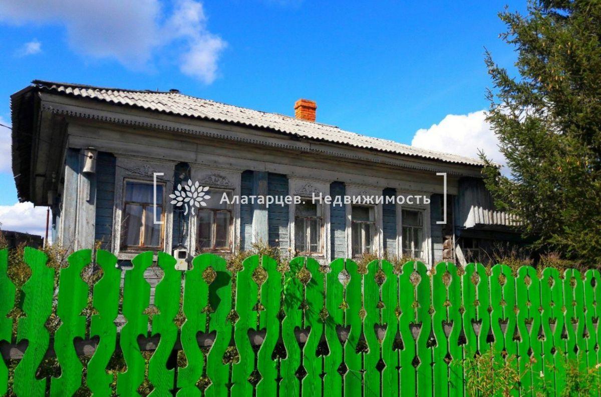 Дом на продажу по адресу Россия, Томская область, Кожевниковский р-н, Киреевск с, Комсомольская ул, 49