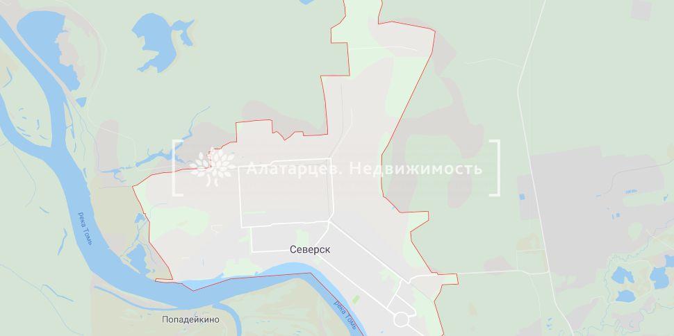 Квартира на продажу по адресу Россия, Томская область, Северск, Курчатова ул, 32