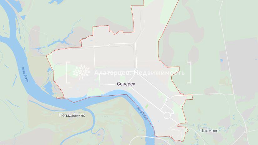 Квартира на продажу по адресу Россия, Томская область, Северск, Северная ул, 14
