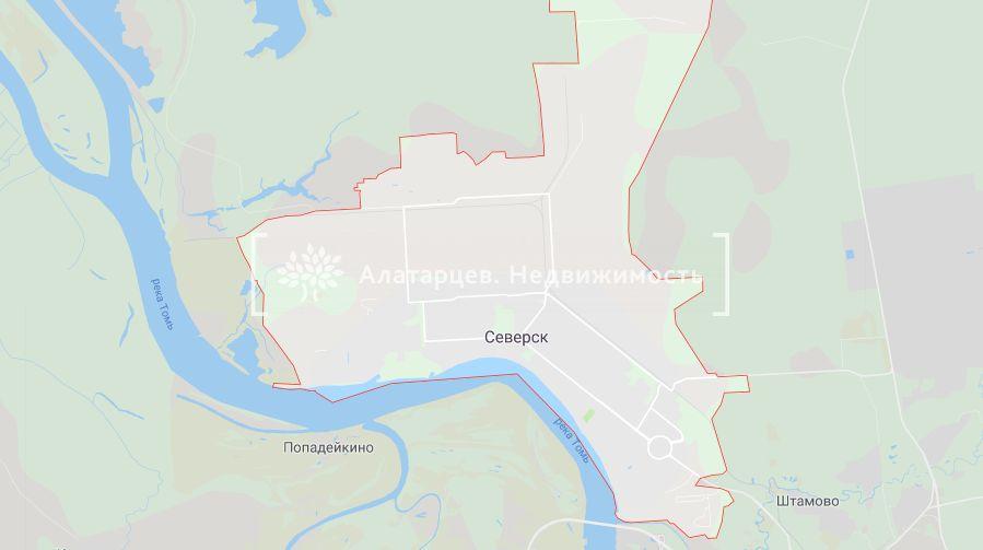 Квартира на продажу по адресу Россия, Томская область, Северск, Победы ул, 6а