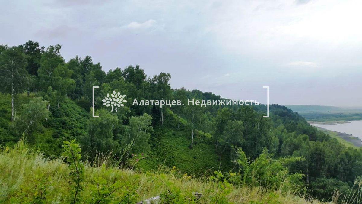 Участок на продажу по адресу Россия, Томская область, Аникино пос., Крутоярский