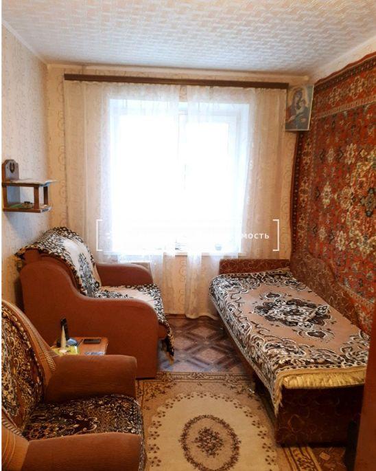 Квартира на продажу по адресу Россия, Томская область, Томский р-н, Молодежный, Кедровая ул, 43