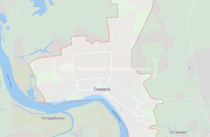 Квартира на продажу по адресу Россия, Томская область, Северск, Ленина ул, 108