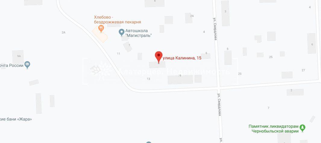 Квартира на продажу по адресу Россия, Томская область, Северск, Калинина ул, 91