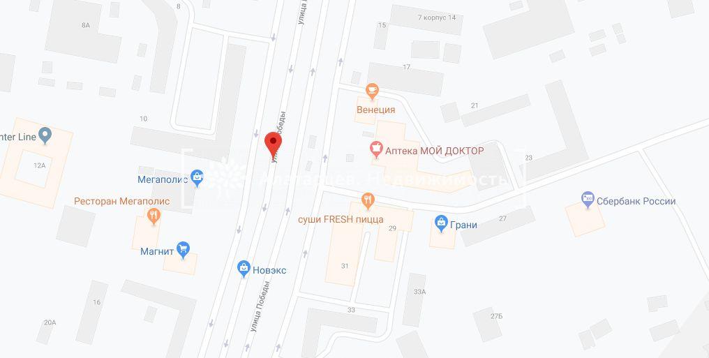 Квартира на продажу по адресу Россия, Томская область, Северск, Победы ул, 18